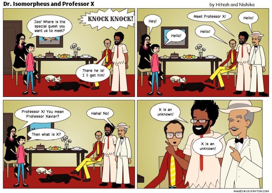 prof X