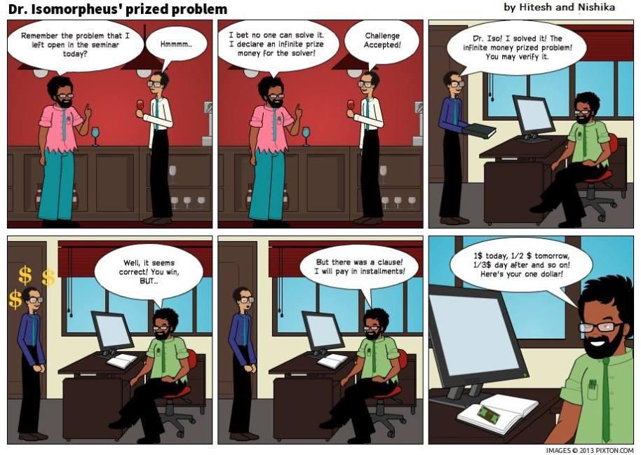 Prized Problem