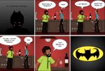 Dr. Isomorpheus is Batman!