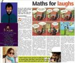 Interview featured in The Asian Age.