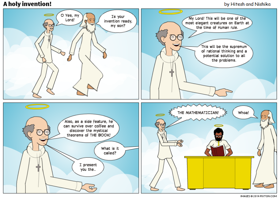 Pixton_Comic_A_holy_invention_by_Hitesh_Gakhar