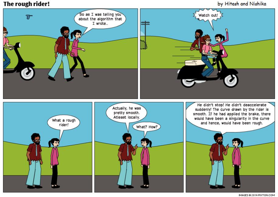Pixton_Comic_The_rough_rider_by_Hitesh_Gakhar