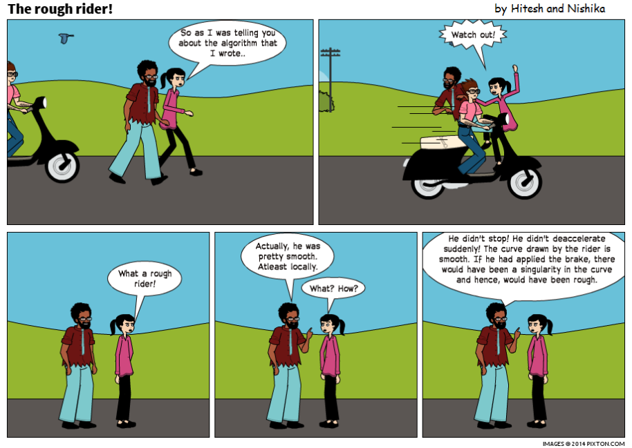 Pixton_Comic_The_rough_rider_by_Hitesh_Gakhar