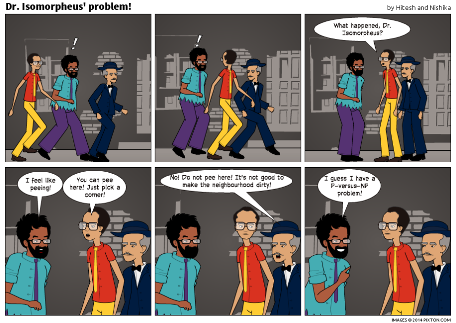 Pixton_Comic_Dr_Isomorpheus_problem_by_Hitesh_and_Nishika