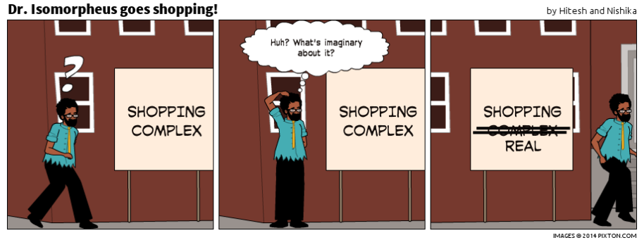 Pixton_Comic_Dr_Isomorpheus_goes_shopping_by_Hitesh_and_Nishika