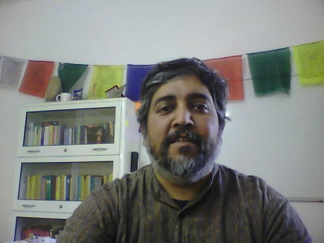 Professor Kapil Hari Paranjape