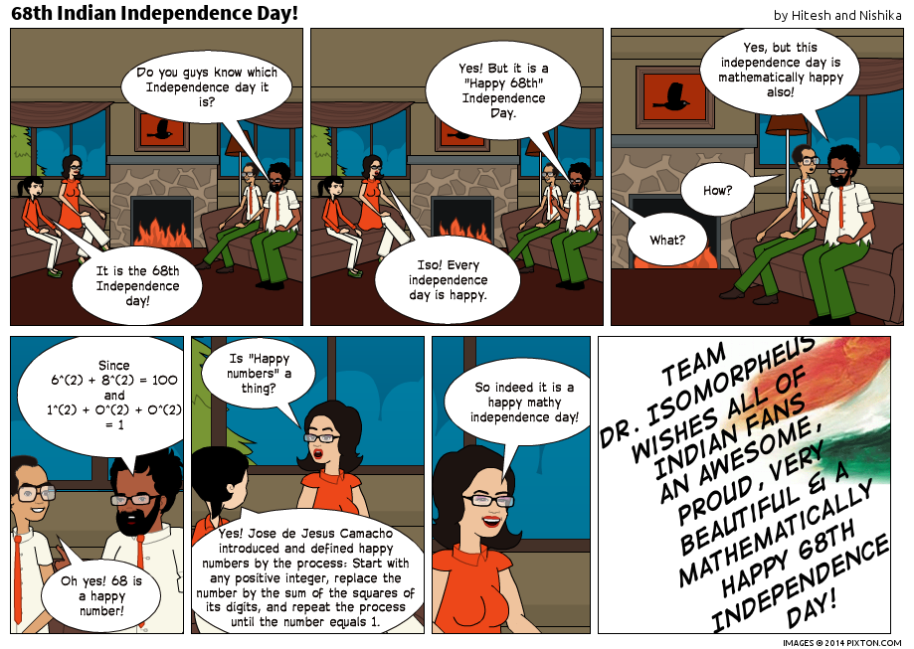 Pixton_Comic_68th_Indian_Independence_Day_by_Hitesh_and_Nishika
