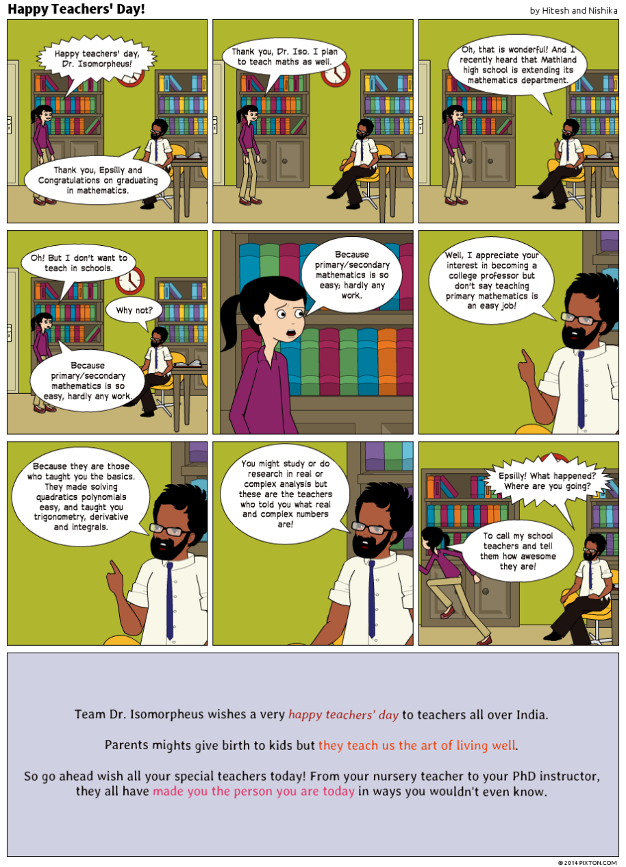 Pixton_Comic_Happy_Teachers_Day_by_Hitesh_and_Nishika