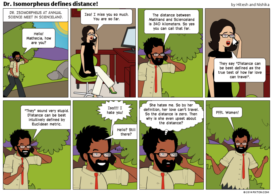 Pixton_Comic_Dr_Isomorpheus_defines_distance_by_Hitesh_and_Nishika (2)