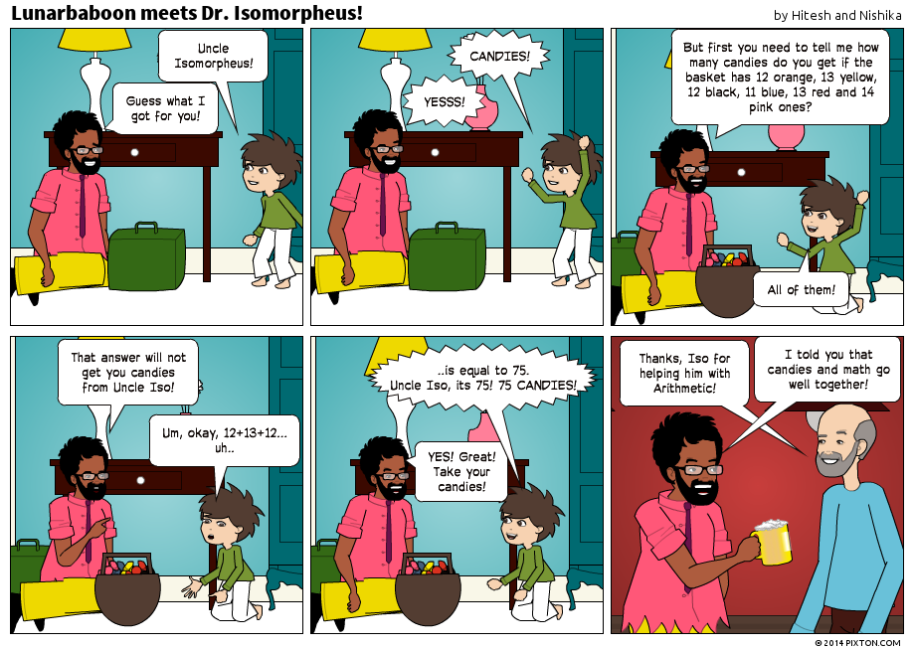Pixton_Comic_Lunarbaboon_meets_Dr_Isomorpheus_by_Hitesh_and_Nishika