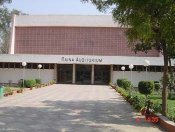 Raina Auditorium