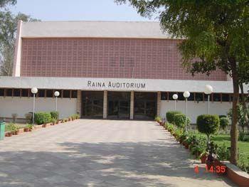 Raina Auditorium